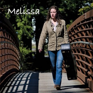 Melissa Brinton CD front cover